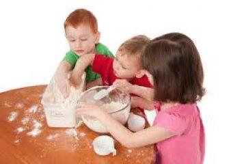 ילדים במטבח כיף או עונש? / דפנה איילון